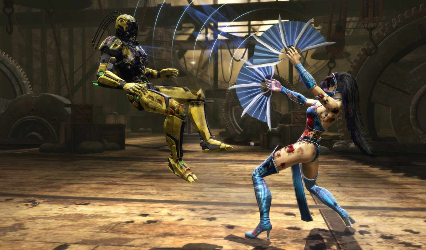 mk, ps, pc, is, screenshots, mortal, kombat, kitana, ай, gamescom, interactive, quelle, cyrax,