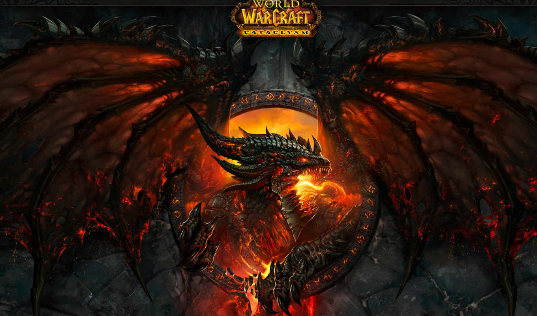 cataclysm, world, warcraft, deathwing, wow,