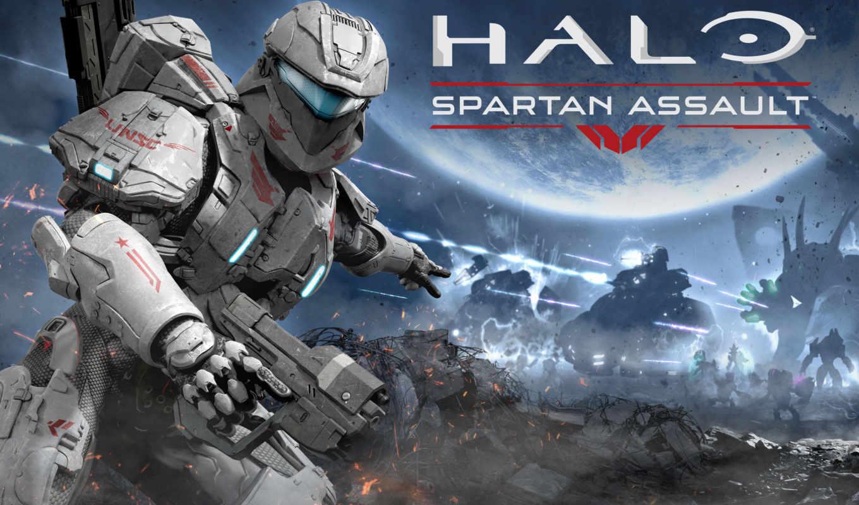 halo, assault, spartan, windows, fondos, xbox, one,