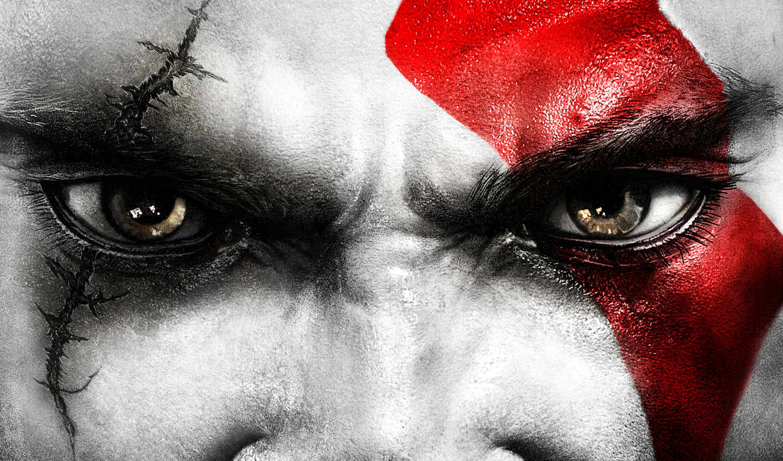 god, war, iii, игры, kratos, sony,