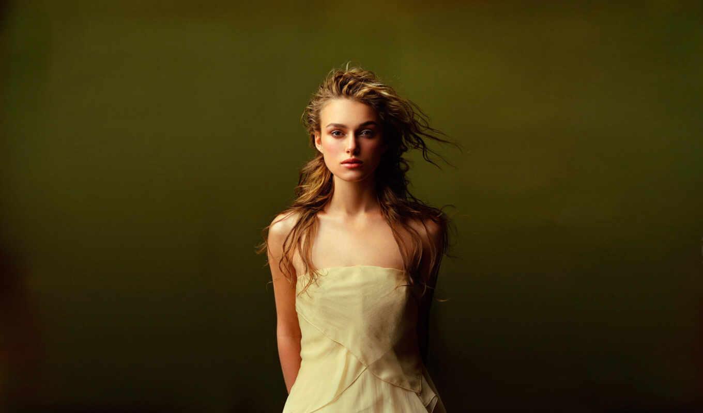 keira, knightley, модель, женщина, волосы, portrait, fashion, платье, long