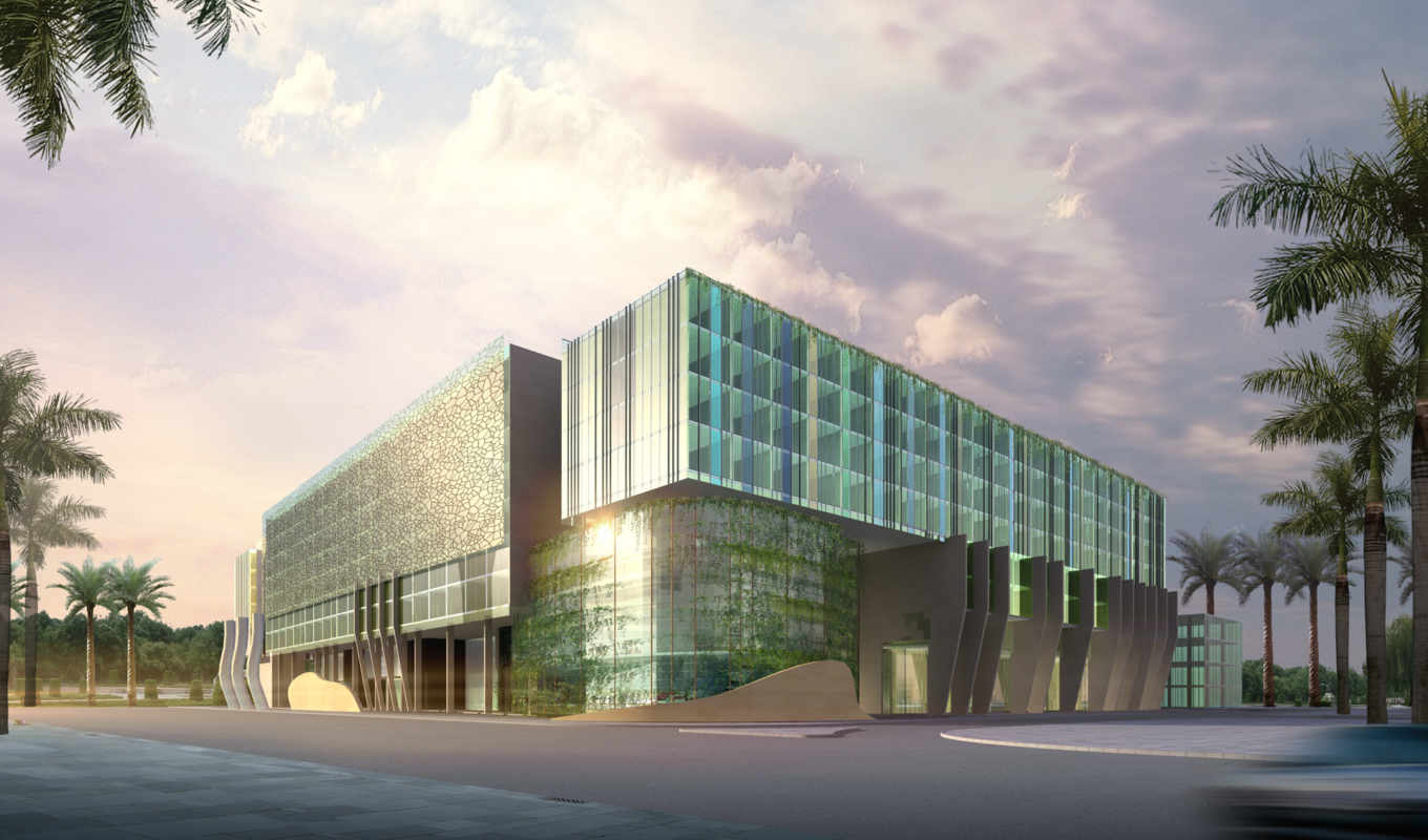 architectural, renderings, and, обои, фото, the, c