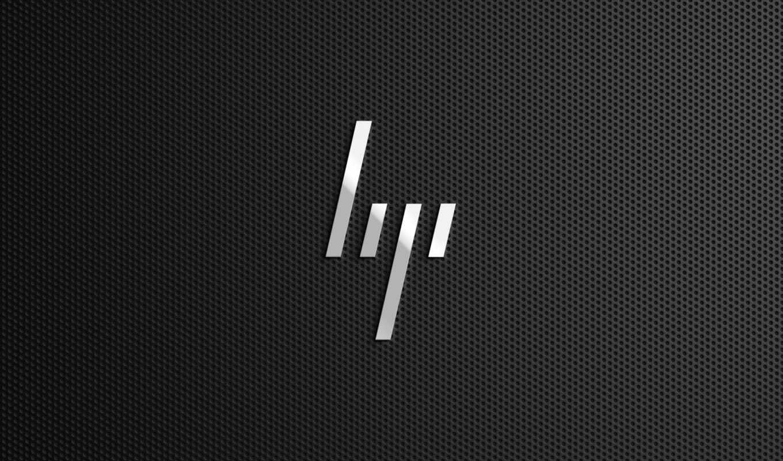 hp, logo, grey, dark, invent, lines