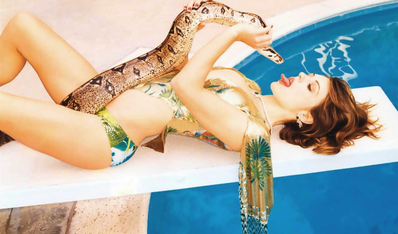 hurley, elizabeth, nude, девушек, красивых, подборка,