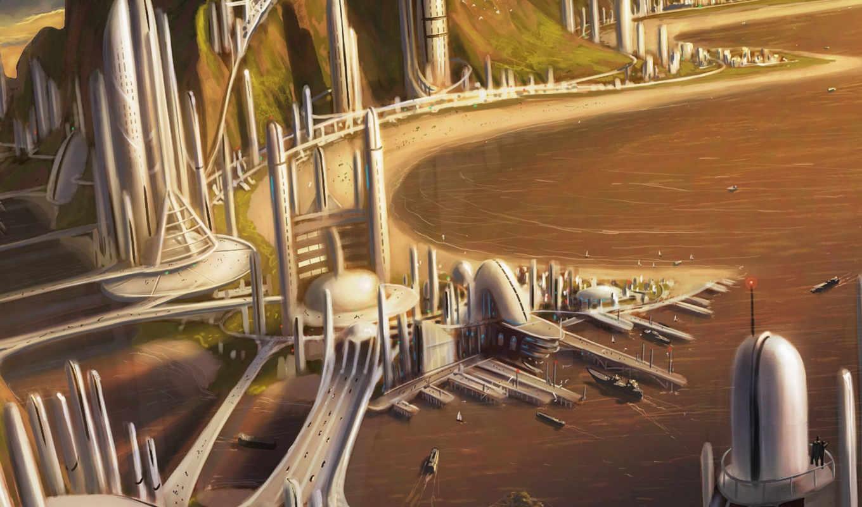 будущего, gorod, города, рисунки, мои,