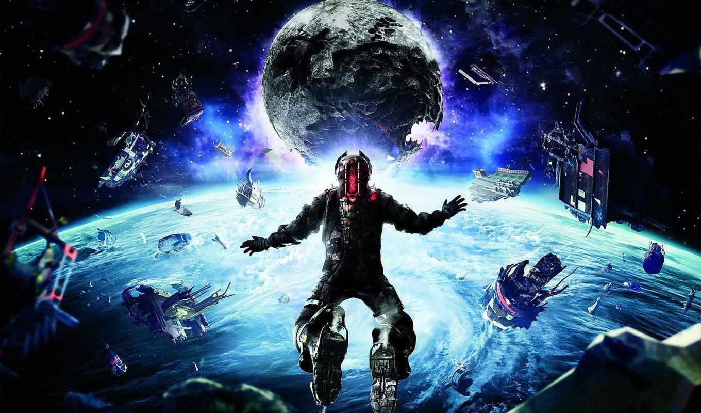 космос, dead, cosmos, оружие, кларк, айзек,