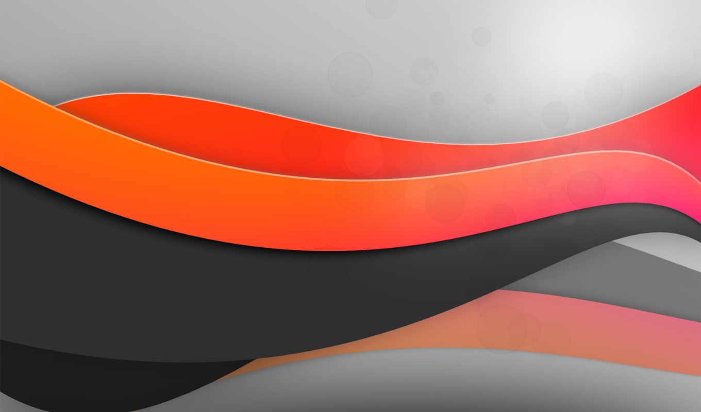 абстракции, линии, streaks, монитора, waves,