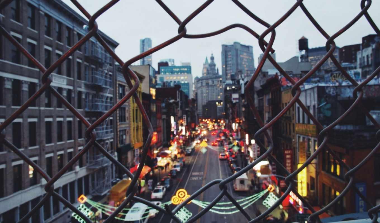 new, york, нью, сша, город, улица, американский,