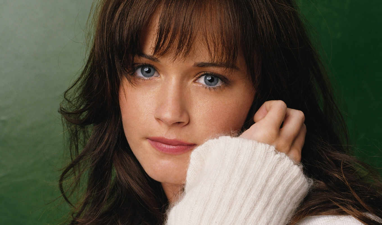 falcon, глаз, alexis, bledel, blue,  eyes,, актриса, кинозвезды,