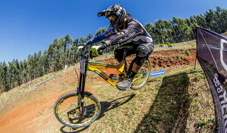 спорт, bike, велосипед, прыжок,