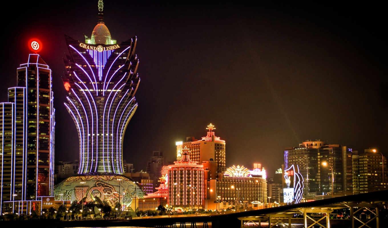 hotel, grand, отели, казино, макао, lisboa, аомынь,