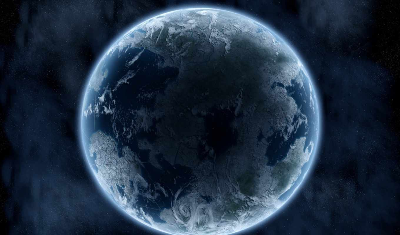 земля, планета, тень, свечение, nokia,
