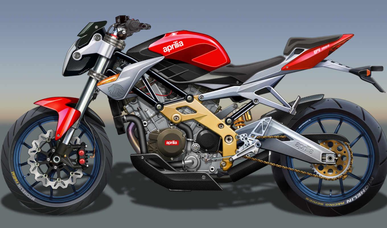 aprilia, мотоциклы, картинка, rsv,
