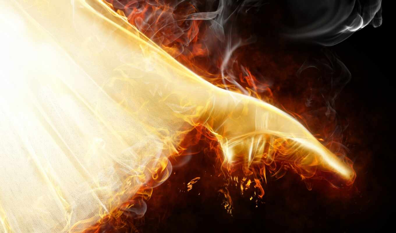 огонь, абстракция, firetechnics, пламя, gates, protivopozharnyi, дым, black, kostryi
