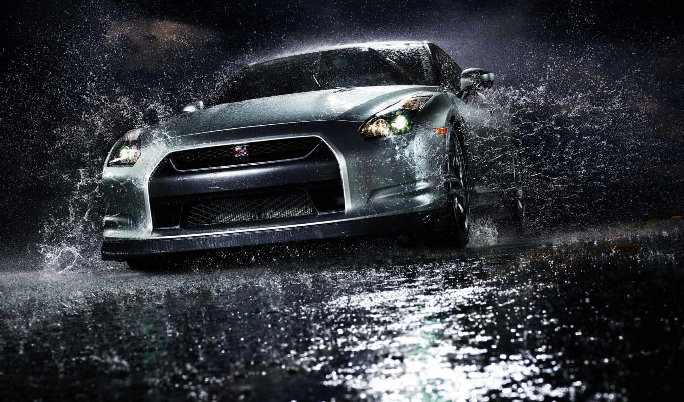 gtr, wallpaper, nissan, to,
