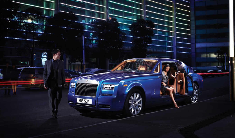 royce, phantom, coupe, series, автомобили, роллс, ройс, изображение,