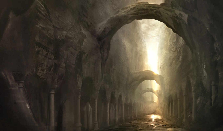 tunnel, desktop, игры, компьютерные, apple, game, fantasy, road, resurrection, myster, картинка, xyanide, hdtv, free,