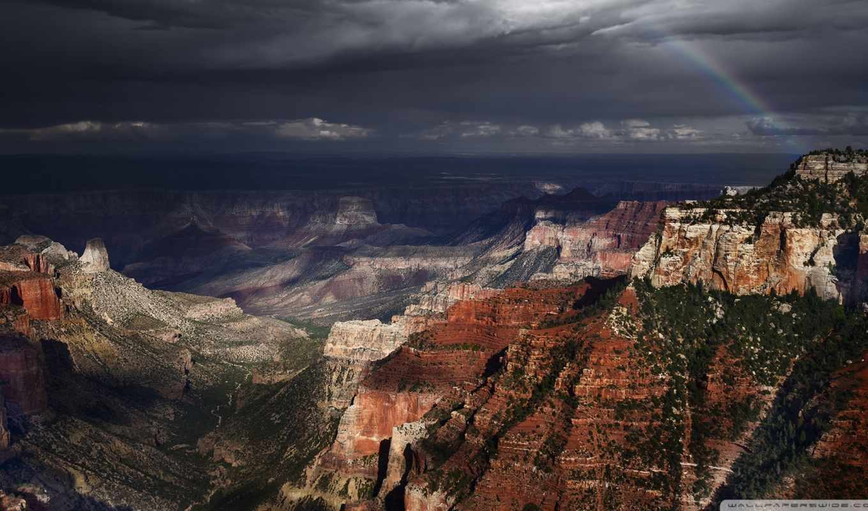 park, national, каньон, point, high, desktop, widescreen, resolution, arizona, america,