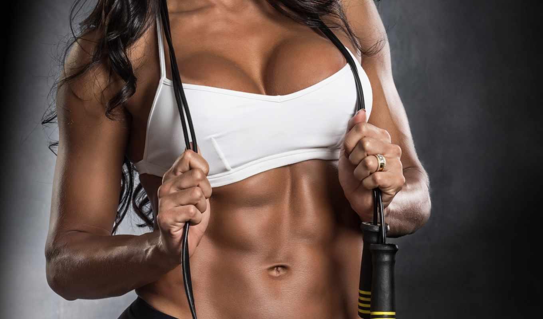 abs, девушка, тело, фитнес, bodybuilding, плакат, muscle, art, sports,