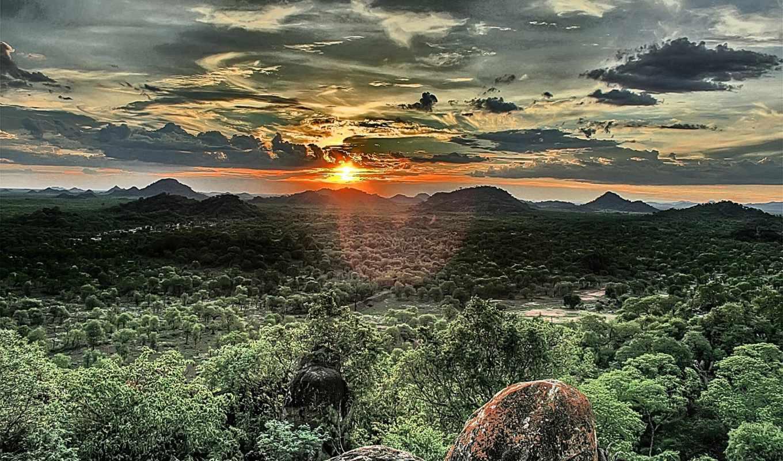 закат, африке, african, природа, вернуться, minus, поделиться, save, солнце, iphone, солнца, изображения,