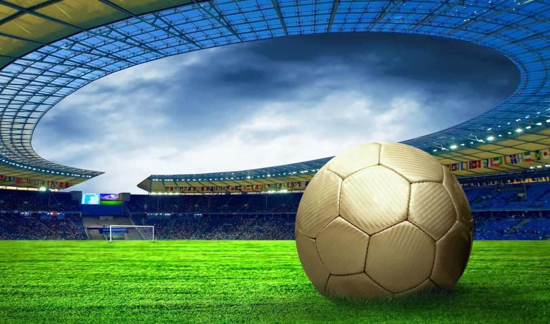 футбол, спорт, мяч,