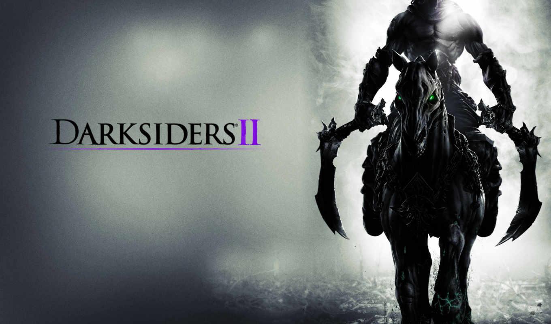 darksiders, games, смерть,