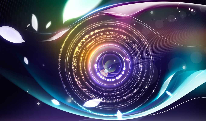 wallpapers, wallpaper, hd, скачать, and, абстракция, digital, abstract, background, круги, design, save, as, линии, цвет, الصورة, eye, arts,