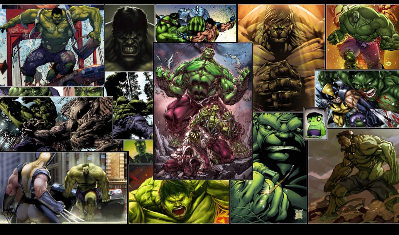 hulk, wolverine, desktop, marvel, images, pictures,