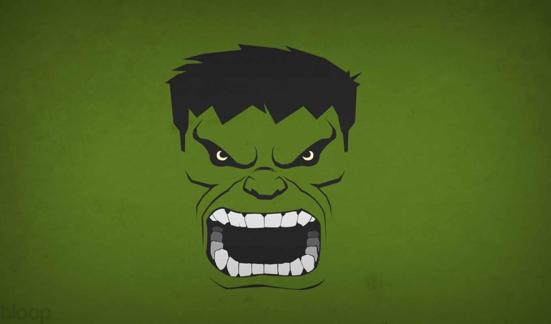 халк, comics, marvel, hulk, минимализм, blo, номером,