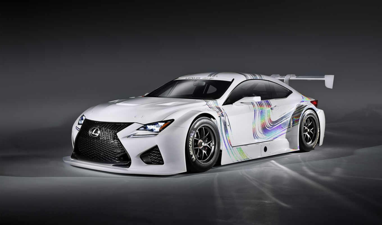 lexus, car, concept, февр, racing,
