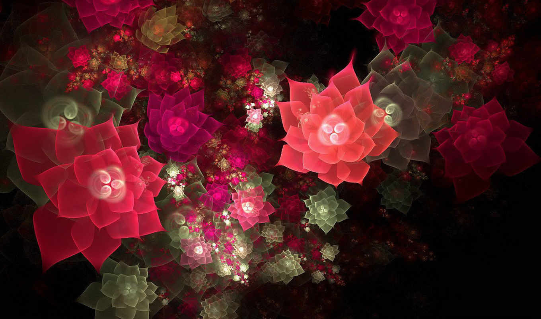 fractal, art, view, flowers, hinh, super, maraqli, may, fractals, sekilleri, gules, qiz, sekiller, tổng, digital, hop, nen,