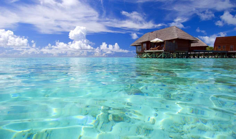 отдых, острова, островах, мальдивах, островов, maldives, остров, conrad, мальдивские, rangali, мальдивских,