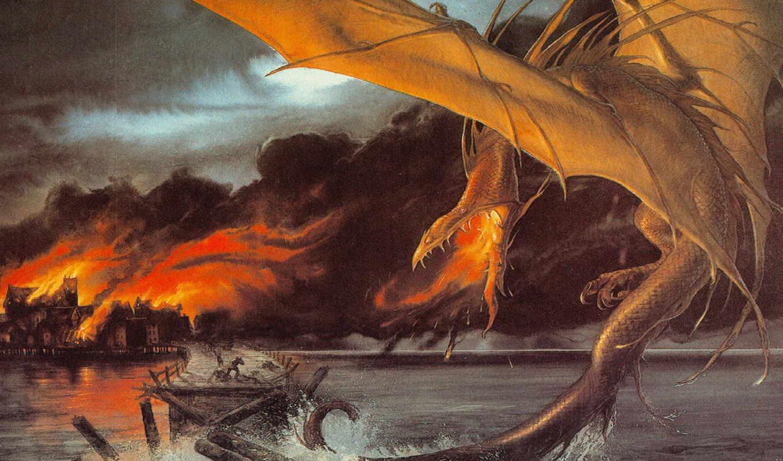 дракон, what, смауг, же, world, без, фэнтезийный, драконов,