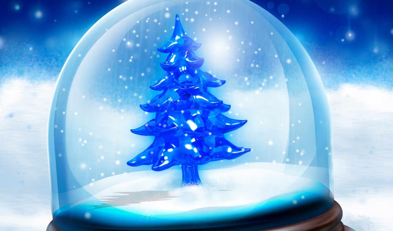 parede, papel, para, papéis, árvore, natal, neve, globo,