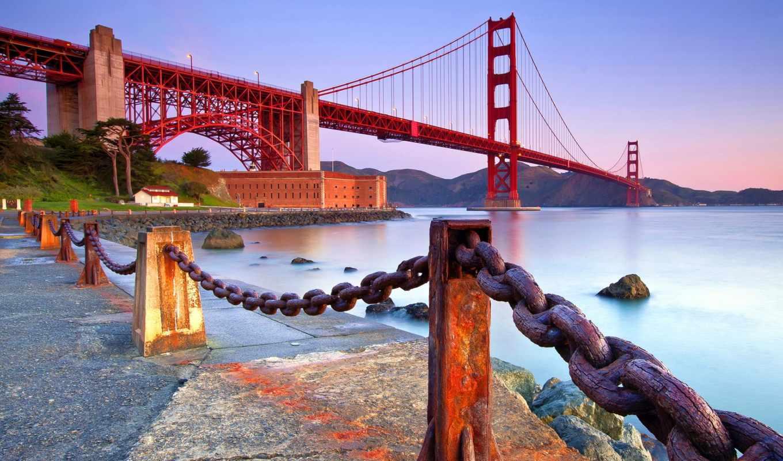 htc, мост, золотистый, desire, francisco, gate, san,