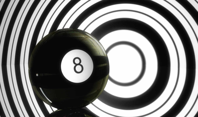 картинка, шар, минимализм, изображение, цифра, белое, чёрно,