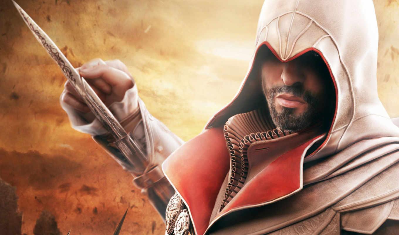 creed, brotherhood, assassins, ассасин, games, assassin, картинка,