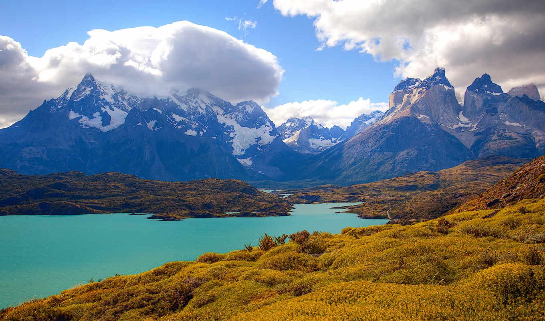 нота, долина, заказать, гори, горы, природа,