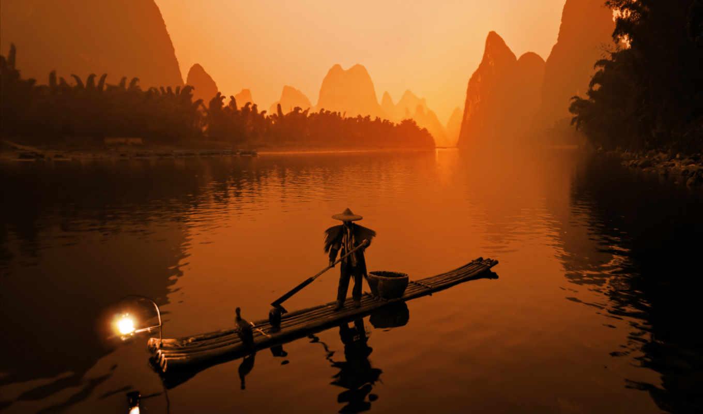 река, достаточно, china, ток, июл, guilin, тысячелетий, catch, reply, продолжается,