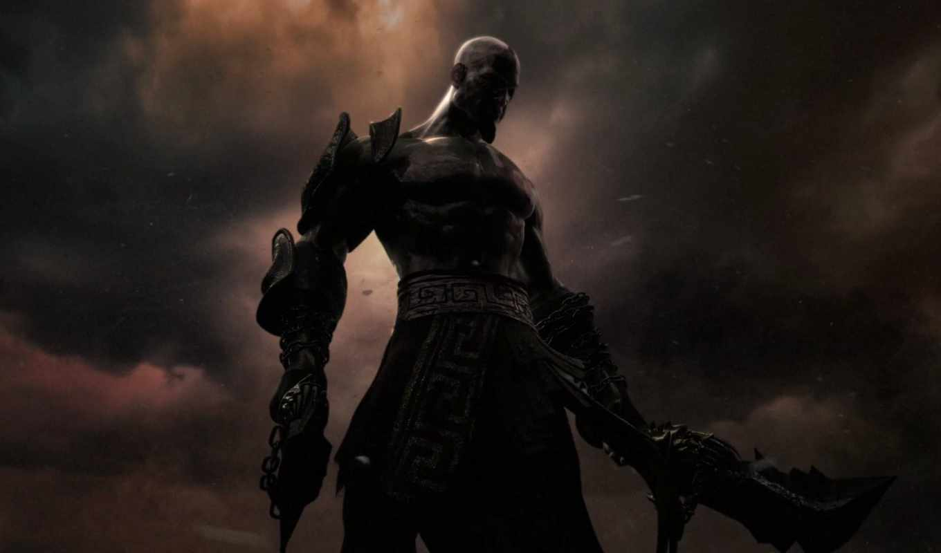 god, war, iii, kratos, trailer,