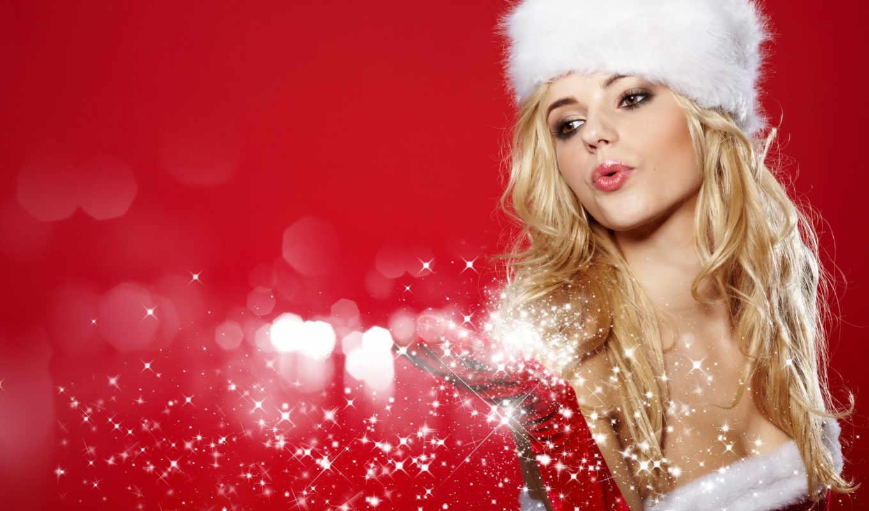 снегурочка, снегурочки, красивая, дек, красивые,