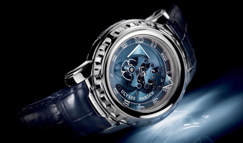 часы, nardin, ulysse, blue, чудик, phantom,