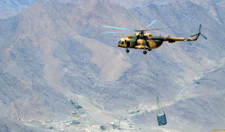 вертолет, rotor,