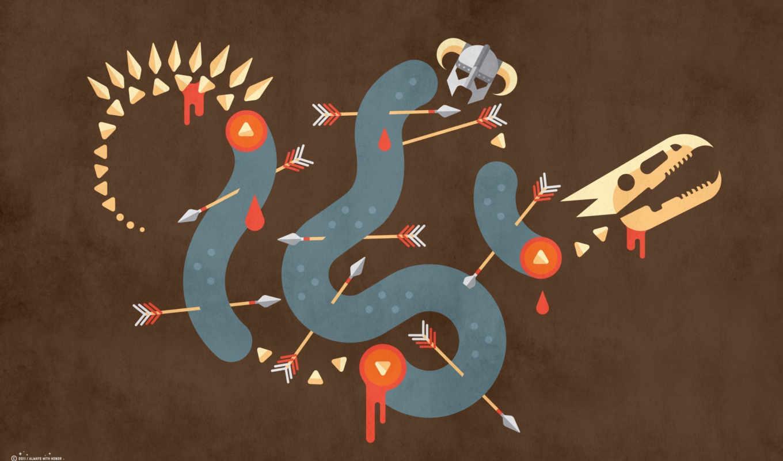 skyrim, текстура, стрелы, шлем, рисунок, бумага, дракон, scrolls, elder,