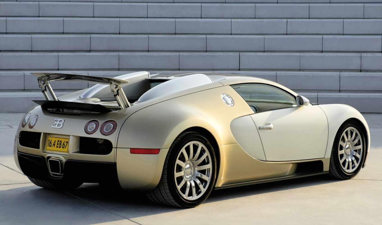 bugatti, veyron, скорость,