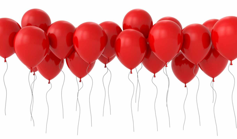 , birthday, воздушные, шарики,