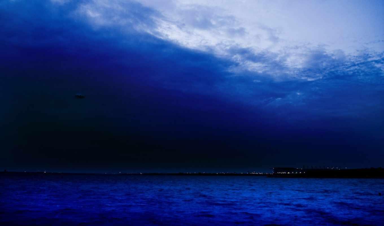 небо, синее, природа, ufo, другие, теги, со, этими, широкоформатные,