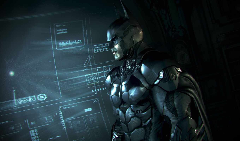 batman, arkham, knight, июня,