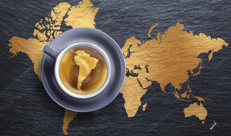 coffee, пенка, cup, напиток, блюдце, креатив, взгляд, континенты,