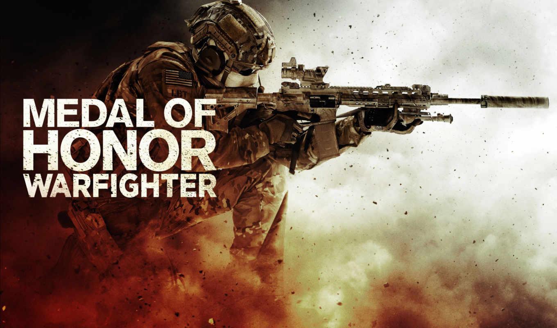 honor, medal, warfighter, обзор, солдат, игры, оружие,